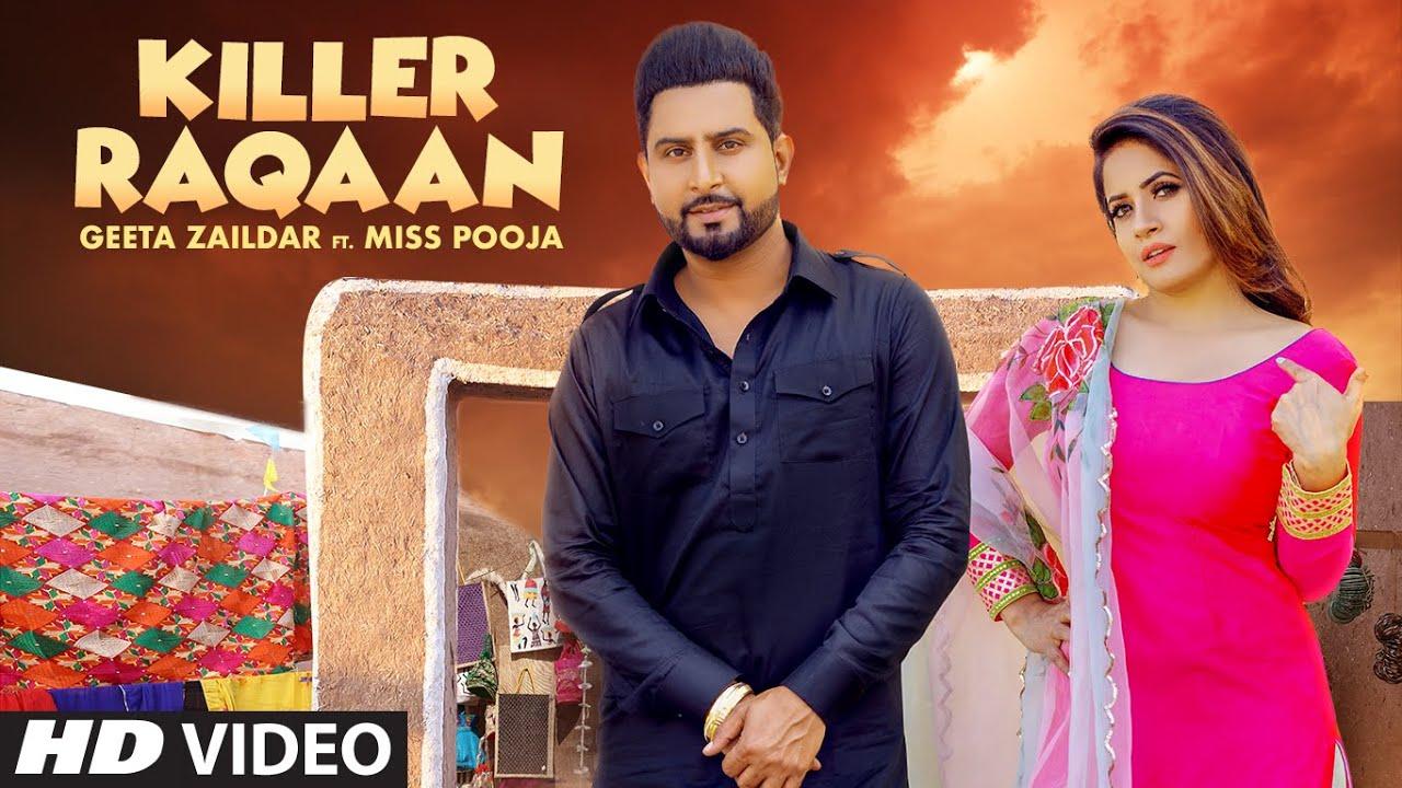 Geeta Zaildar ft Miss Pooja & Jassi X – Killer Raqaan