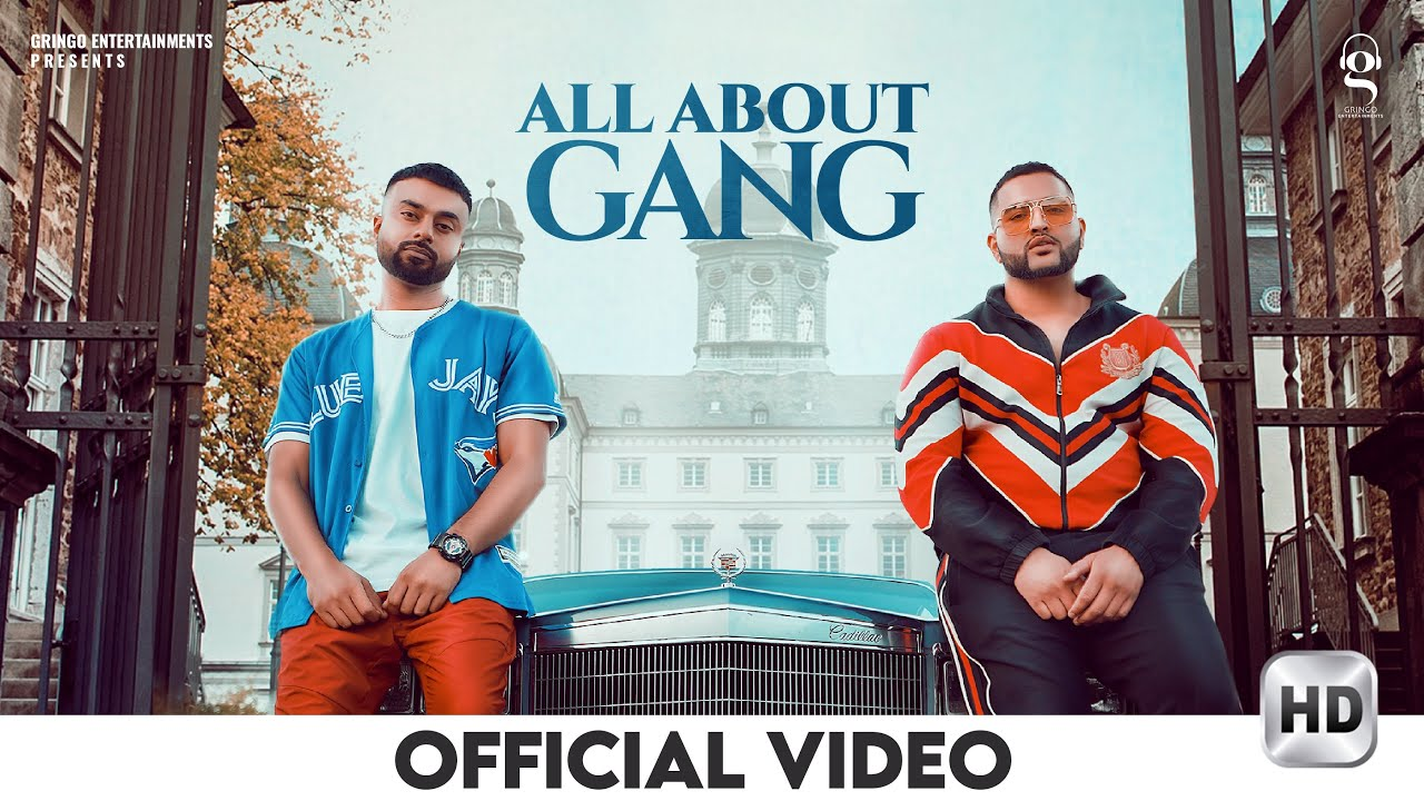 Rav Dhatt ft Mr. Dhatt – All About Gang