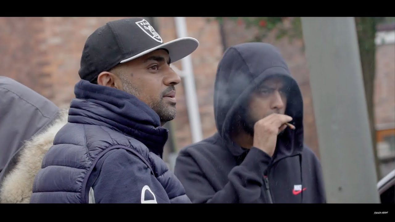 Frenzo Harami & Hijack Hood – London 2 Manny