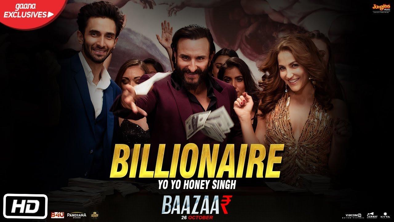 Yo Yo Honey Singh, Simar Kaur & Singhsta – Billionaire