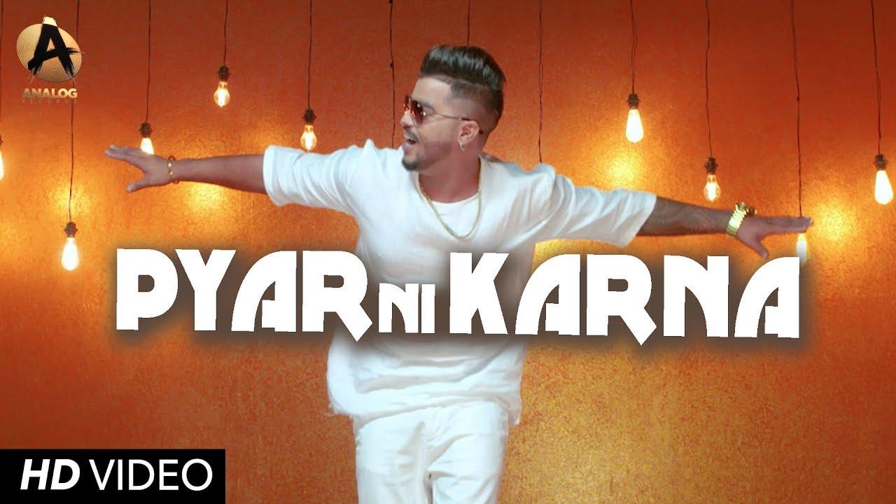 Harpreet Rana ft Lil Daku – Pyar Ni Karna