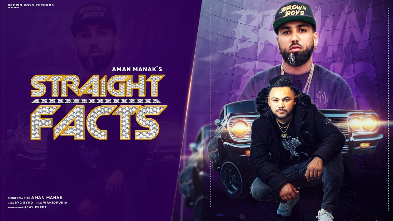 Aman Manak ft Byg Byrd – Straight Facts