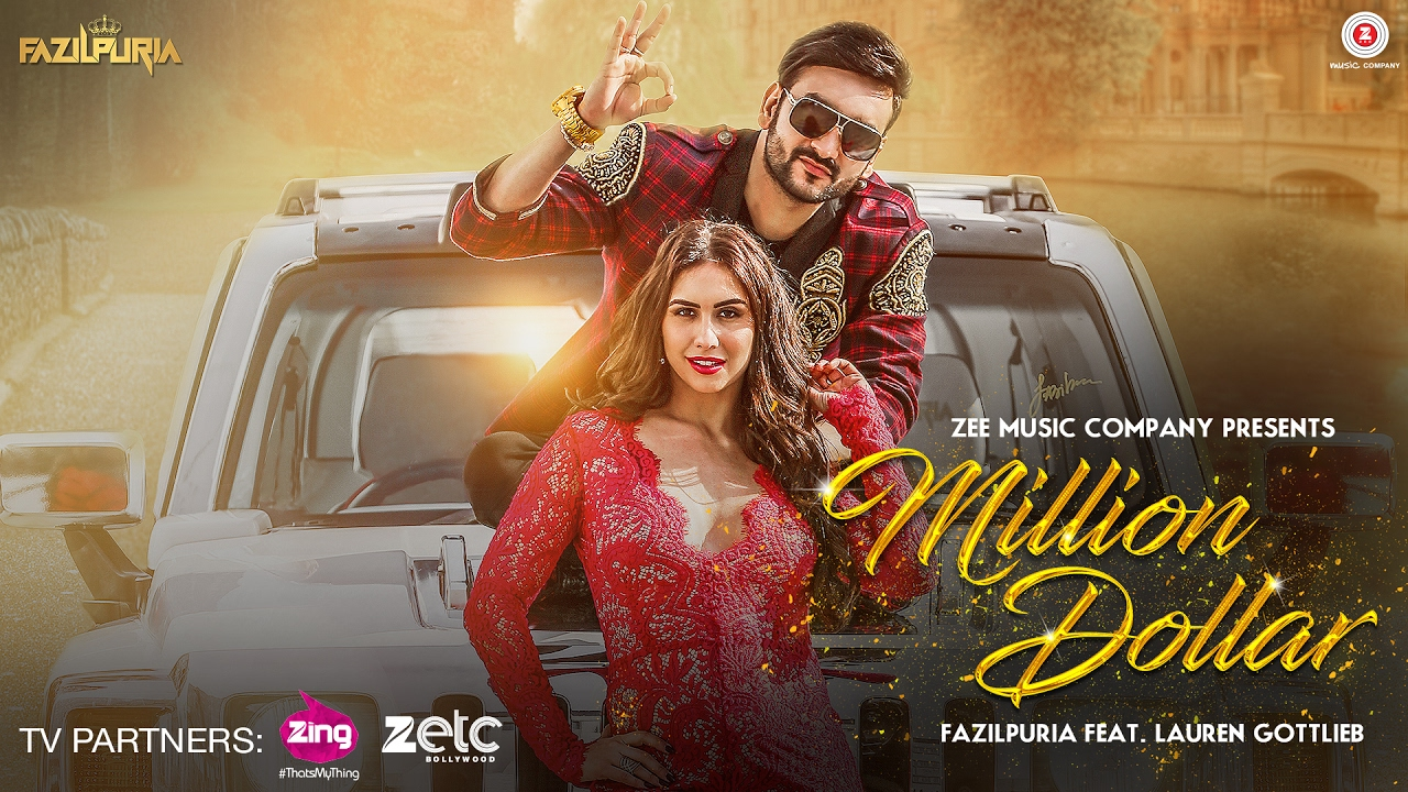 Fazilpuria ft Lauren Gottlieb – Million Dollar