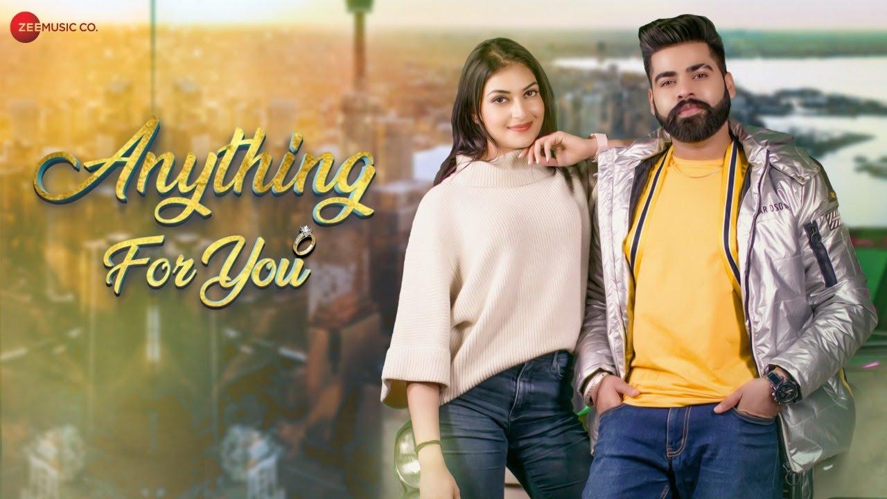 NV Singh ft Honey Sandhu – Anything For You