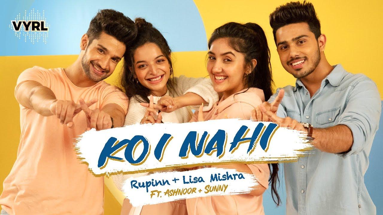 Rupinn & Lisa Mishra – Koi Nahi