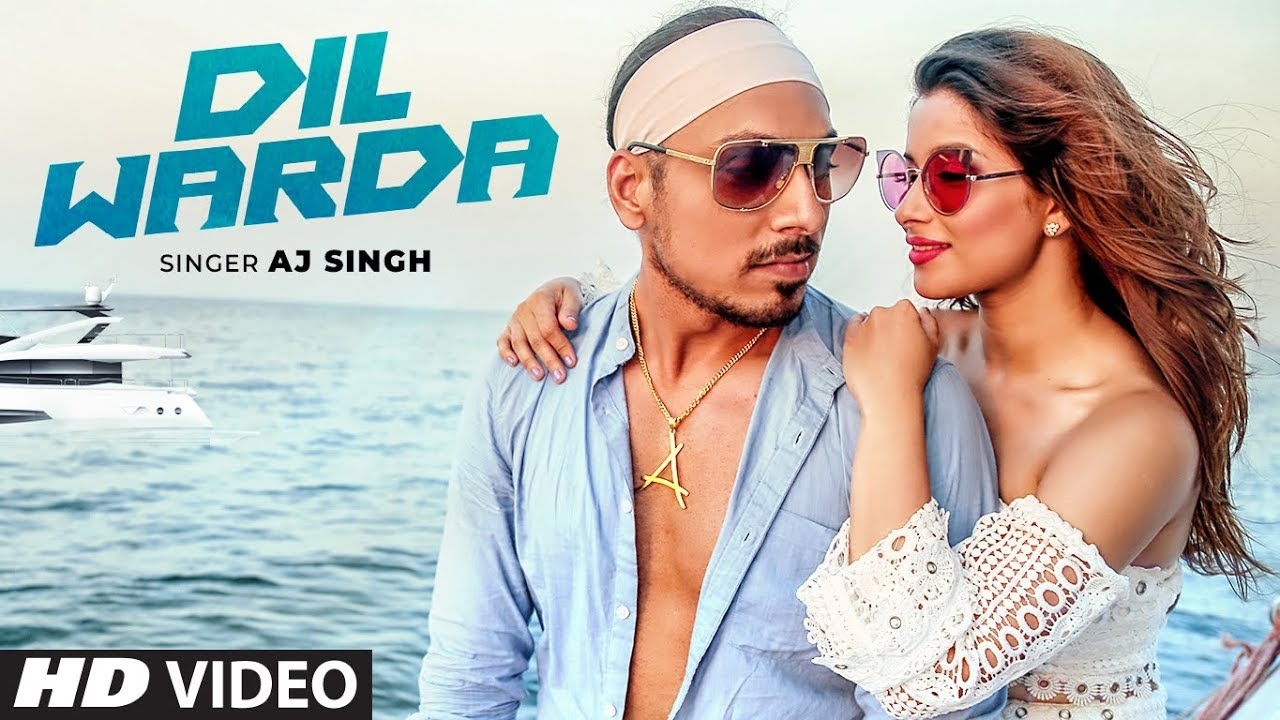 AJ Singh ft Showkidd – Dil Warda