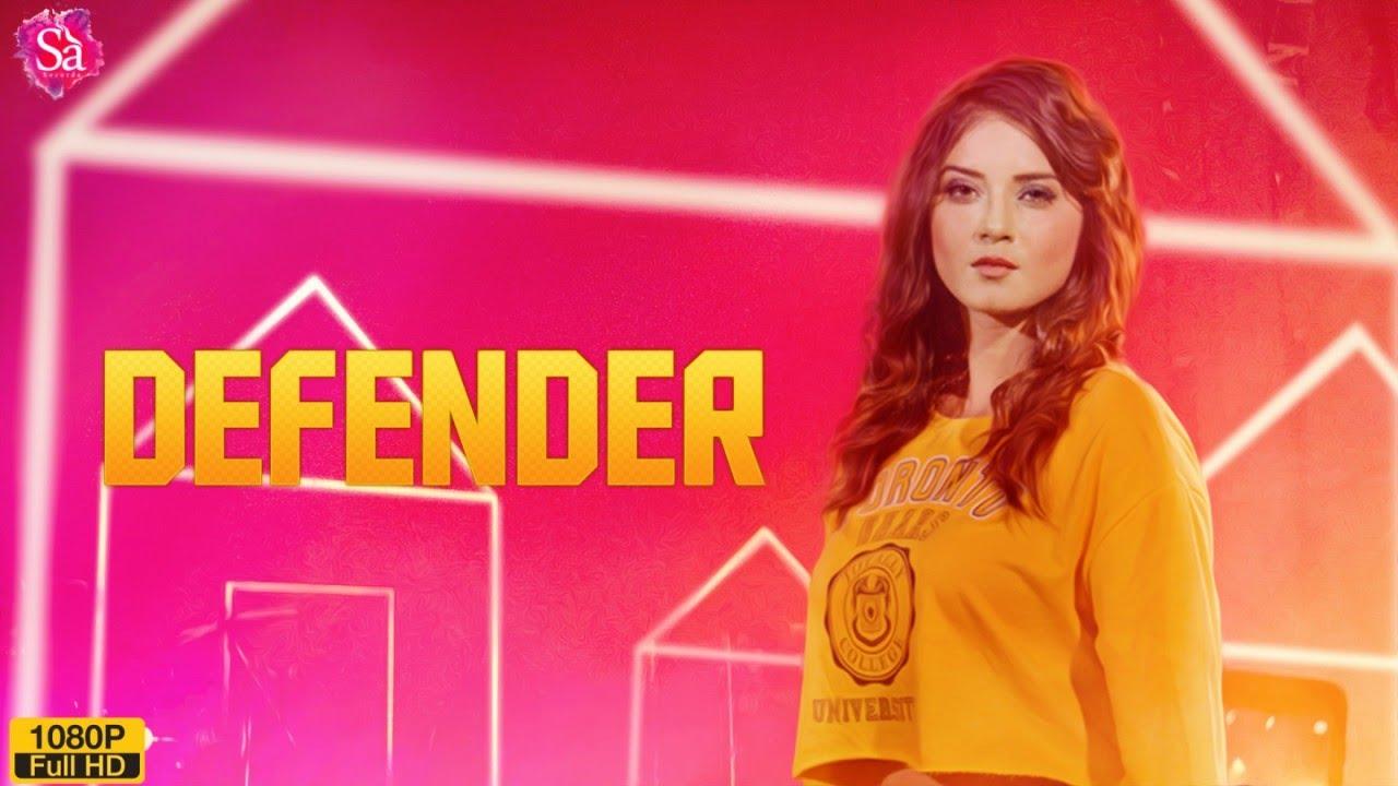 Rider – Defender
