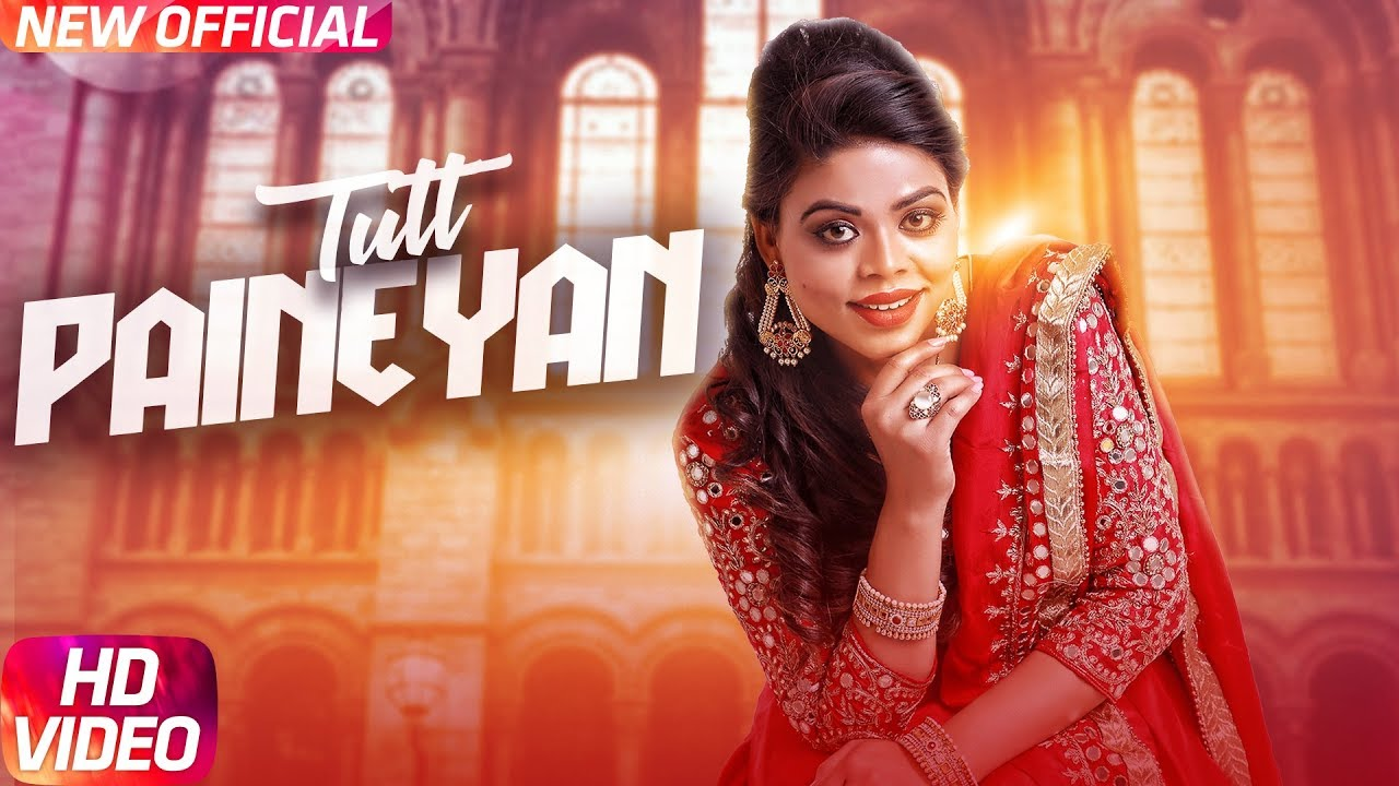 Jasmeen Akhtar ft G Guri – Tutt Paineyan