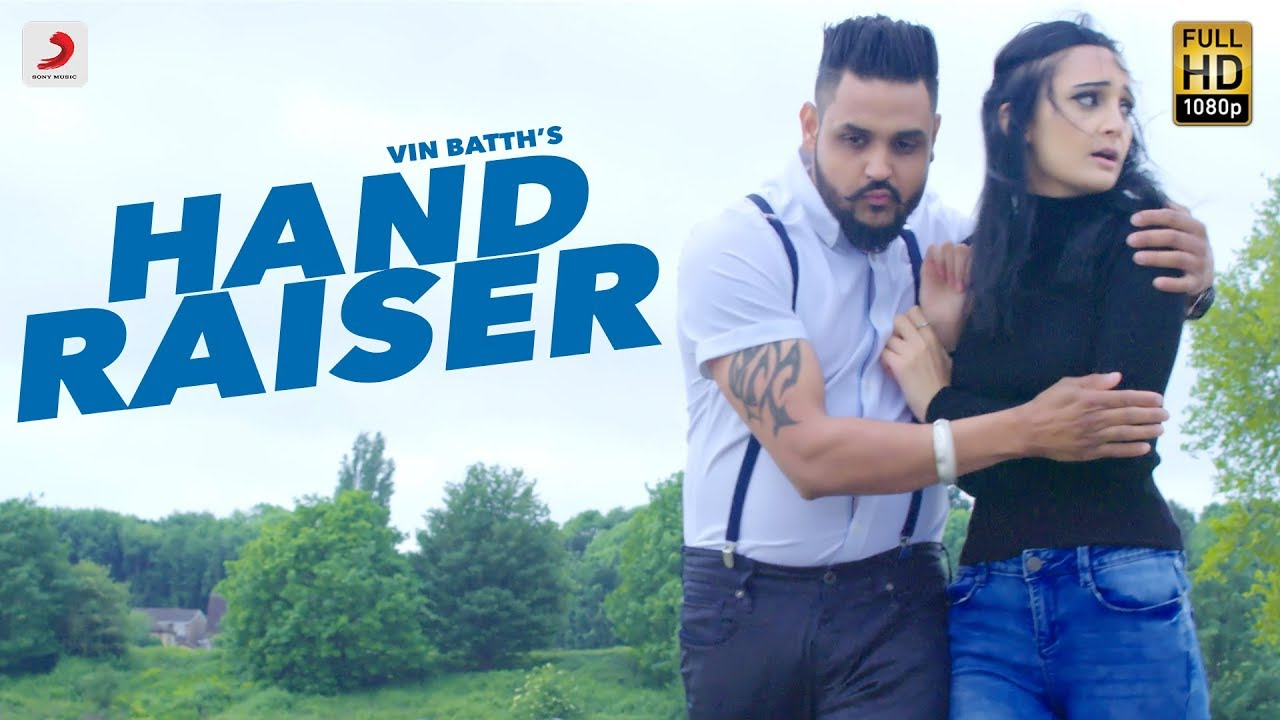 Vin Batth – Hand Raiser