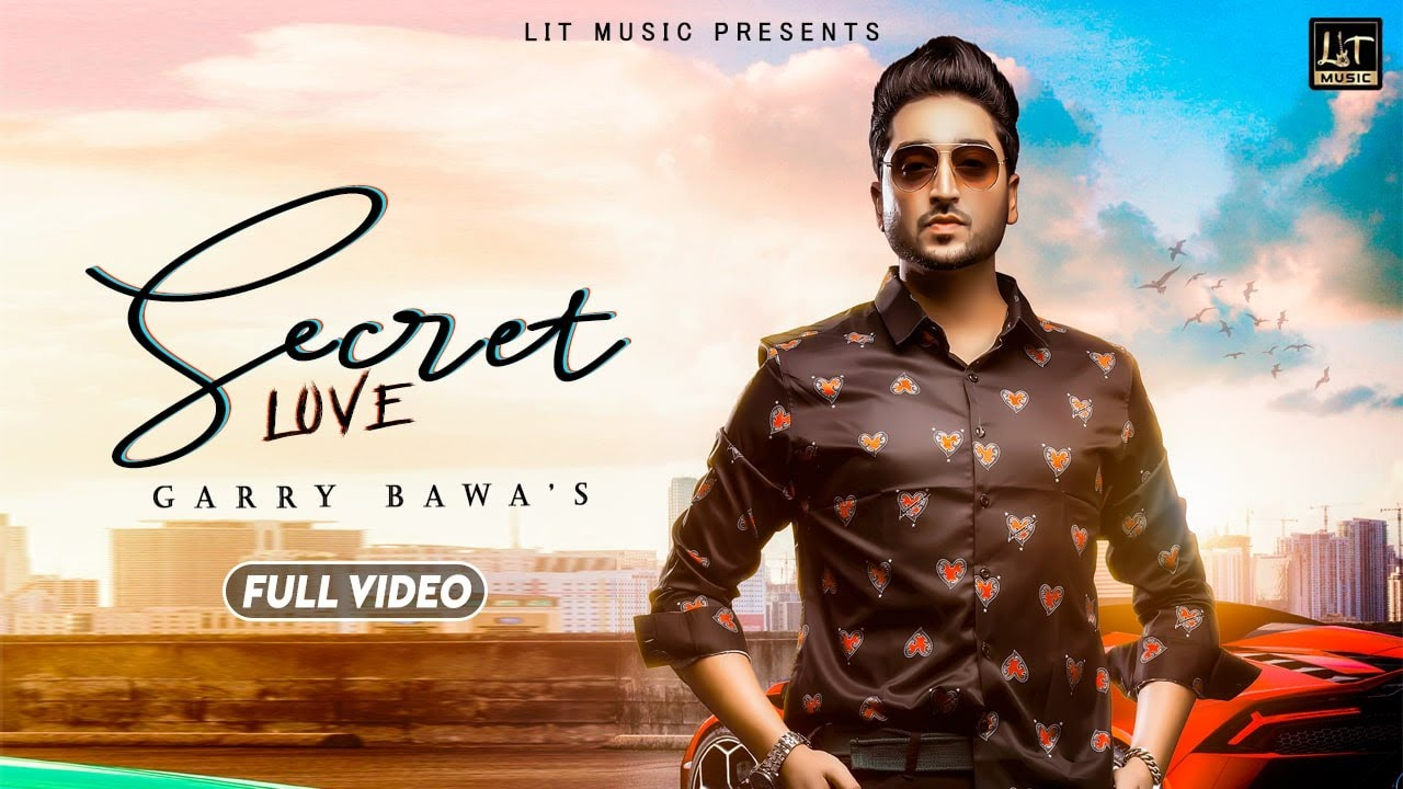 Garry Bawa – Secret Love