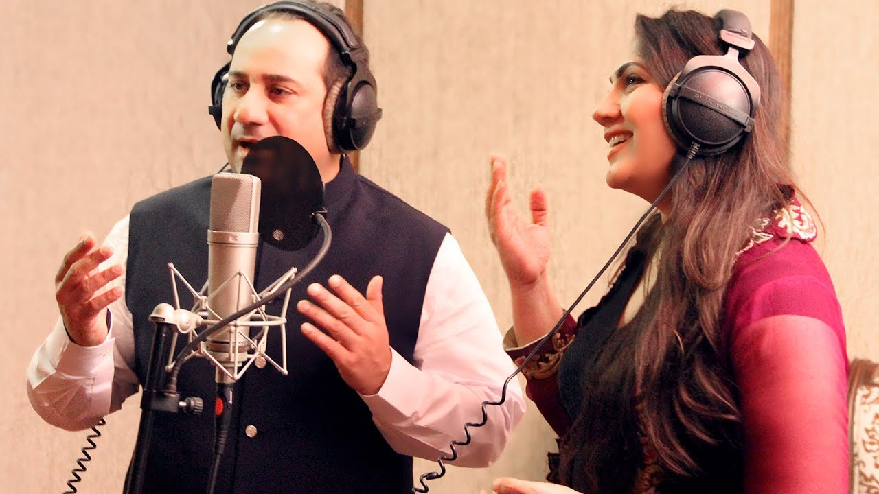Rahat Fateh Ali Khan ft Deeba Kiran – Dil Diyan Lagiyan