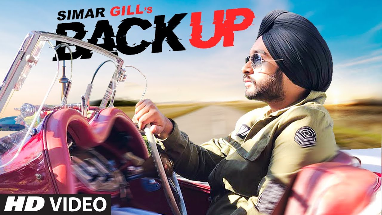 Simar Gill ft Urban Singh – Backup