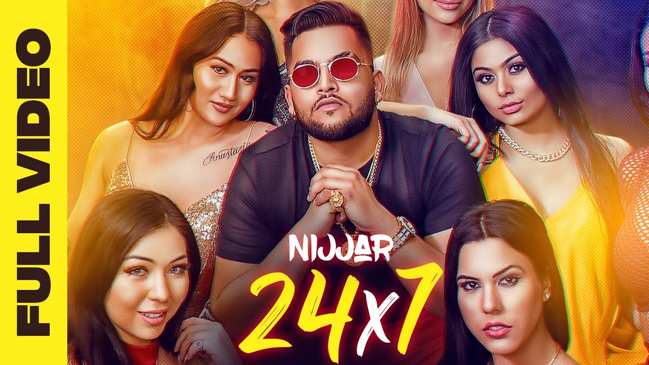 Nijjar ft Karan Aujla & Deep Jandu – 24×7