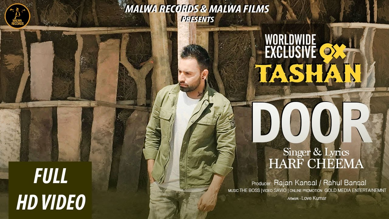 Harf Cheema ft The Boss – Door