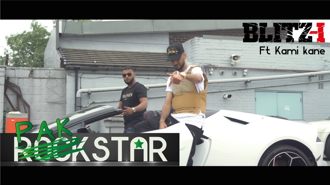 Blitz-i ft Kami Kane – Pakstar (Rockstar Remix)