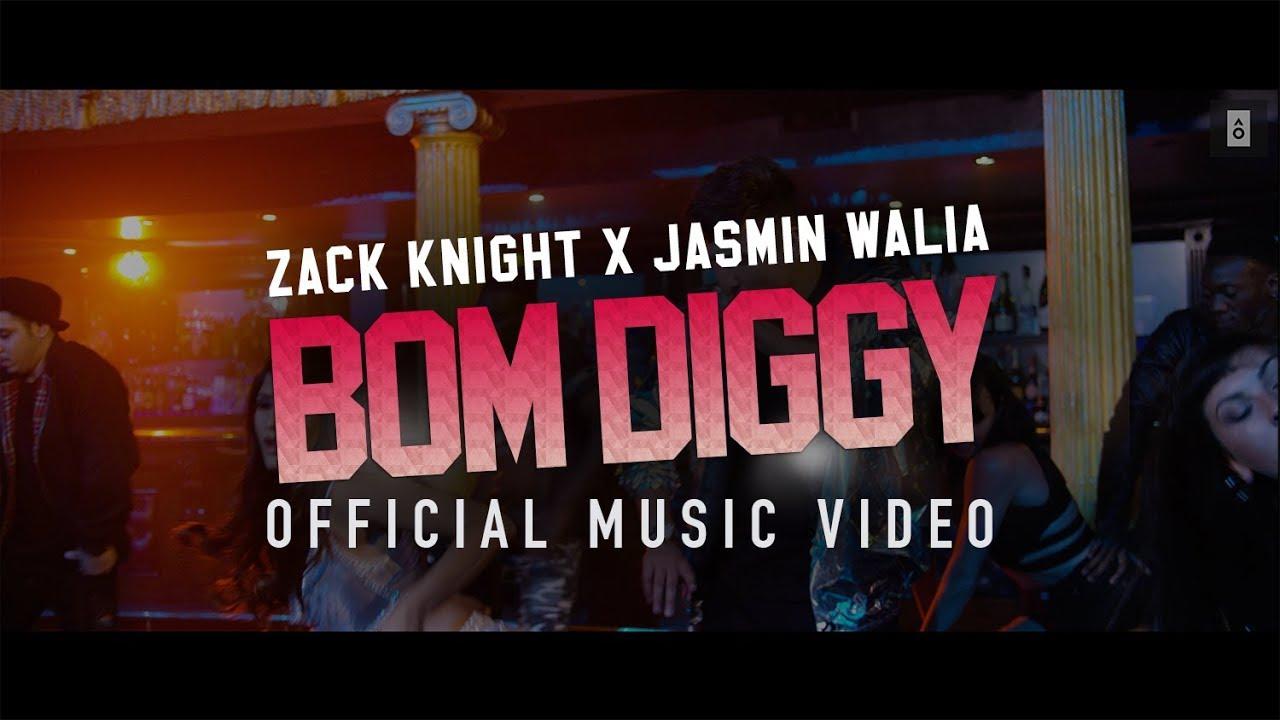 Zack Knight & Jasmin Walia – Bom Diggy