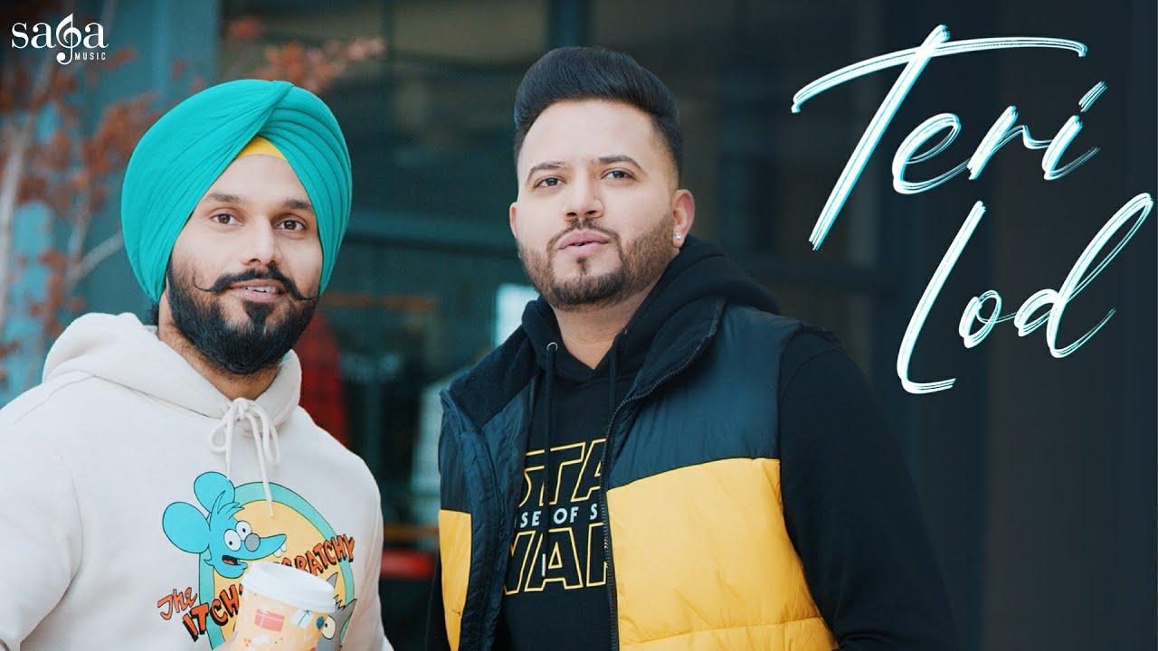 Kamal Kahlon & Param Singh ft Pratik Studio – Teri Lod