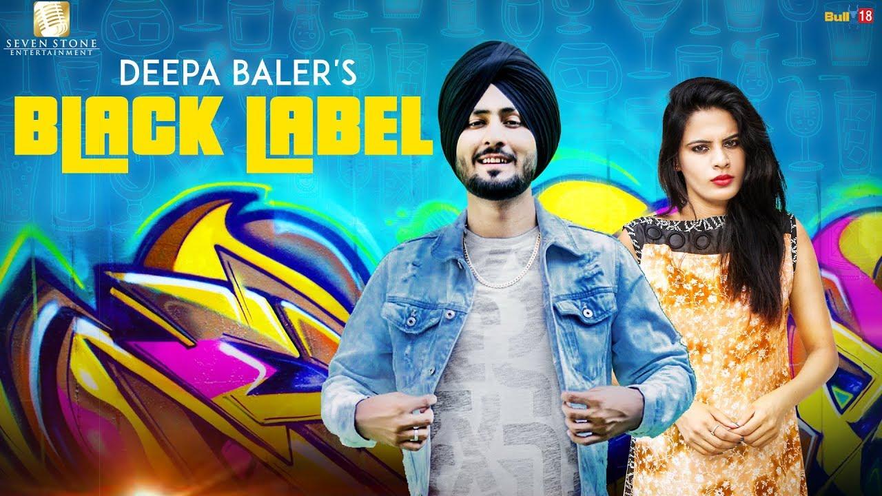 Deepa Baler ft Prit – Black Label