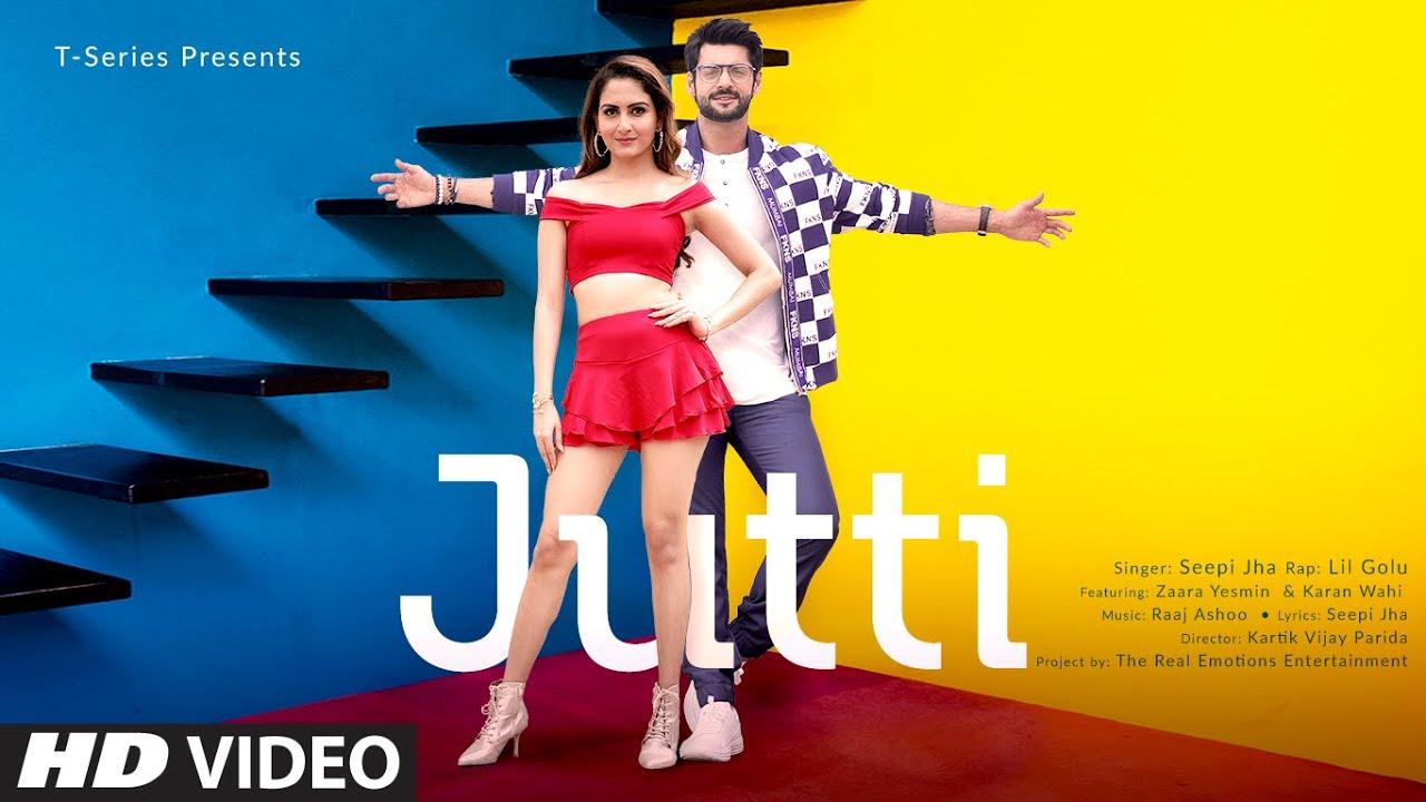 Seepi Jha ft Lil Golu – Jutti