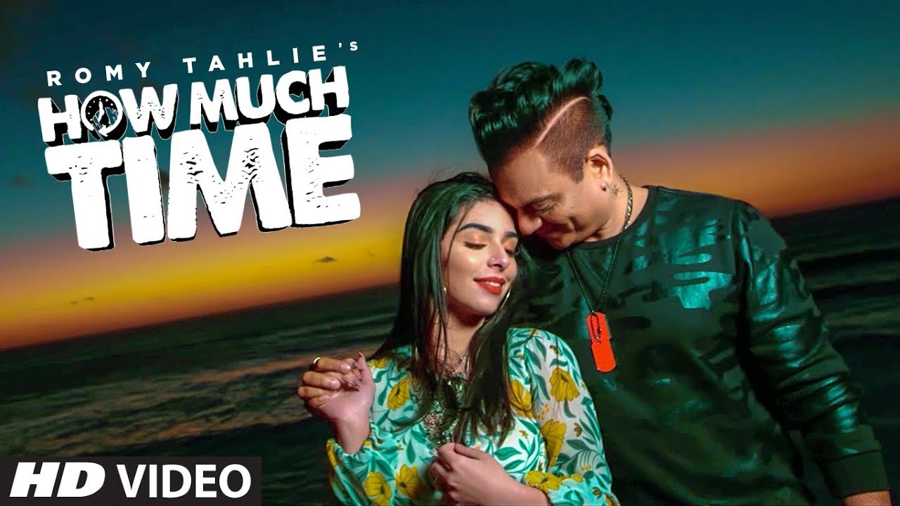 Romy Tahlie – How Much Time