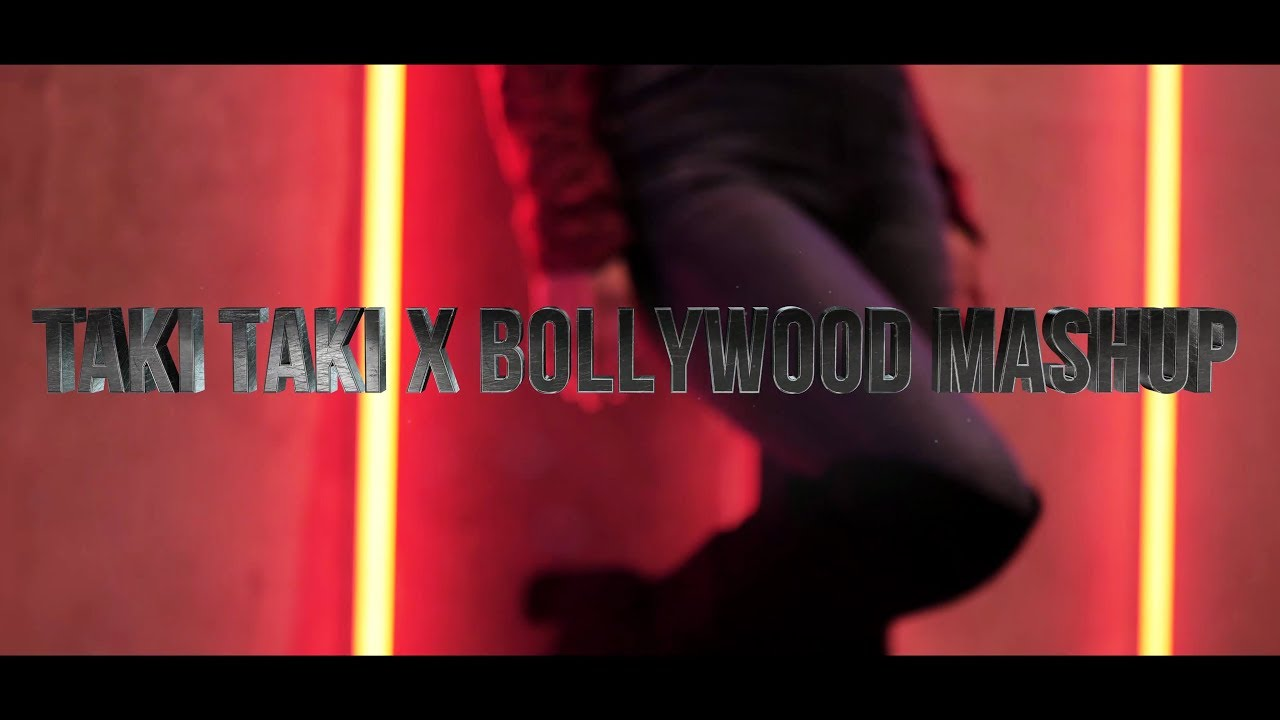 Naya Sitara, Rani Datai, Saliem WH, Roww & Raagmehta – Taki Taki (Bollywood Mashup)