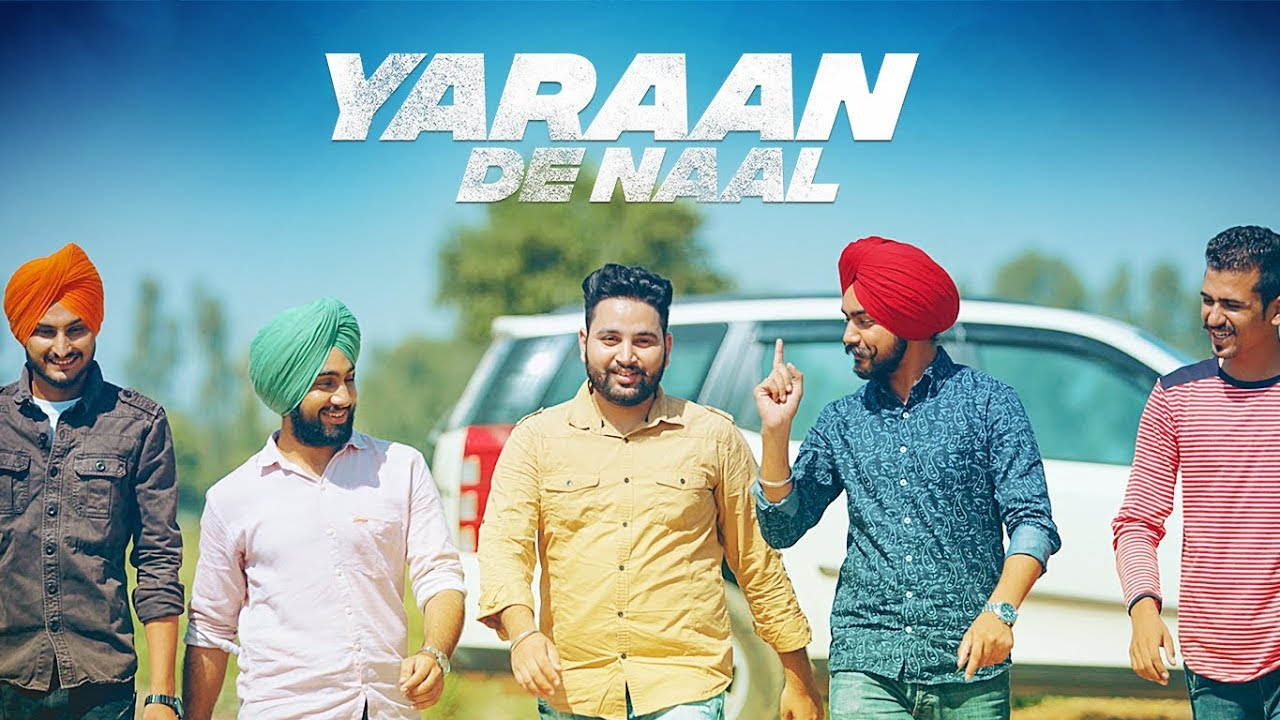 Honey Sarkar ft Jassi X – Yaraan De Naal