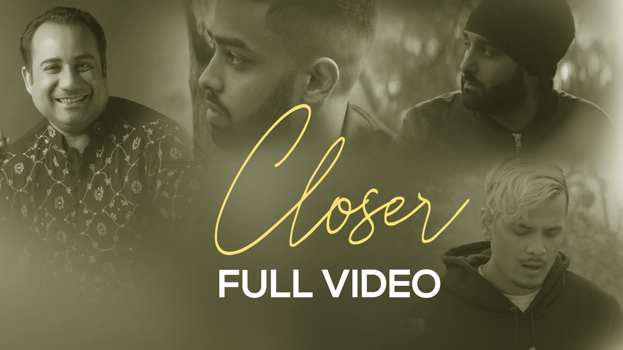 Rahat Fateh Ali Khan ft Ezu, Ikka & DJ Harpz – Closer (Judaiya)