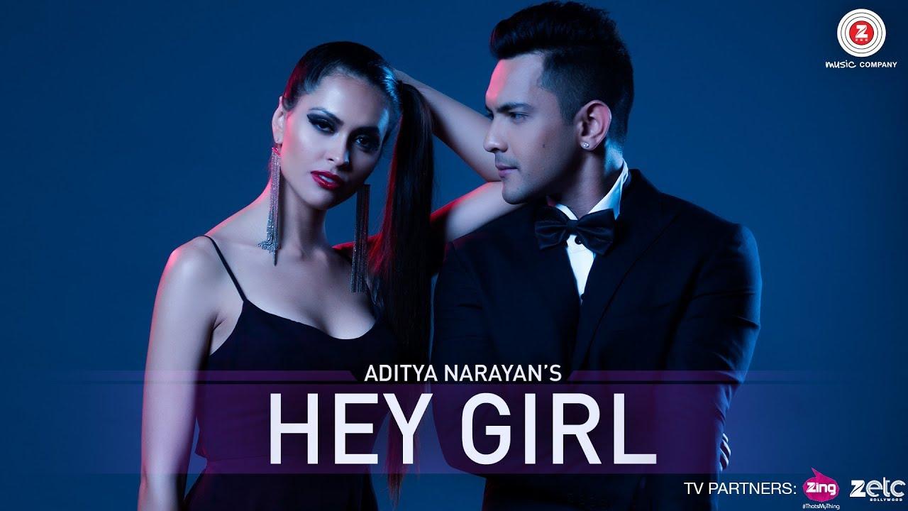 Aditya Narayan ft Jyotica Tangri & Adrian Romal – Hey Girl