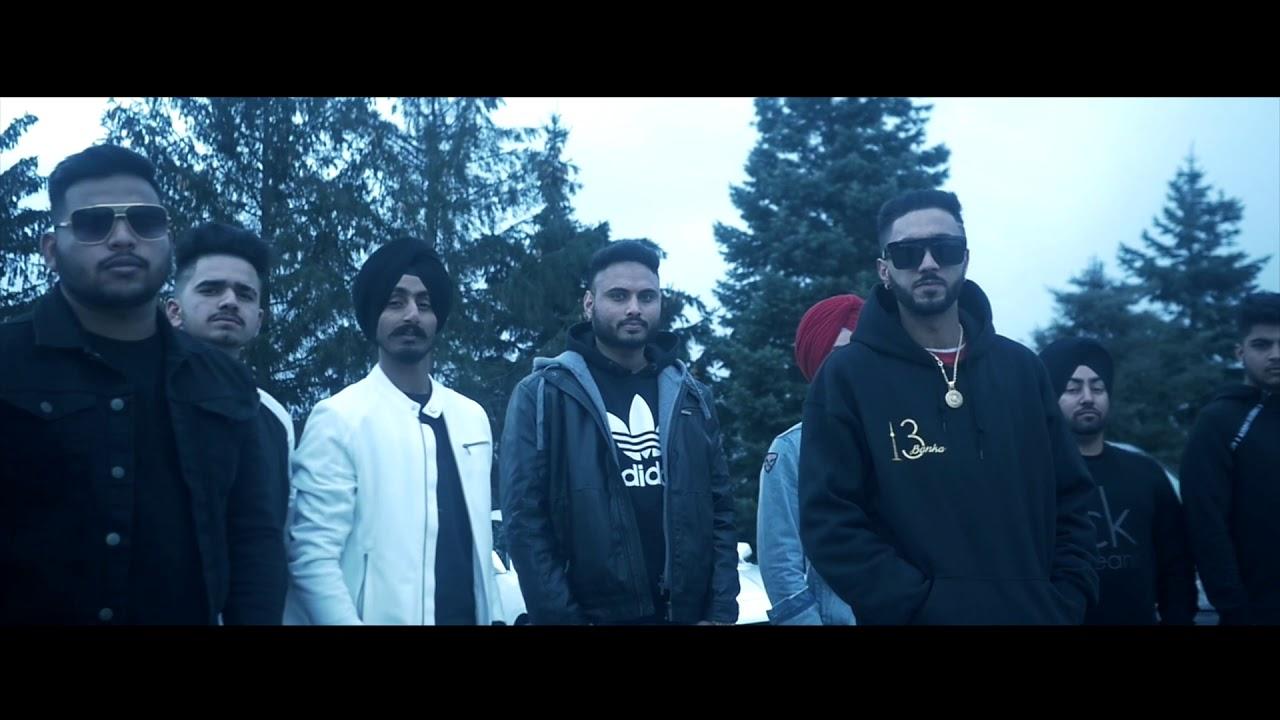 Prabh Aujla ft Banka – Bande Khaniyan