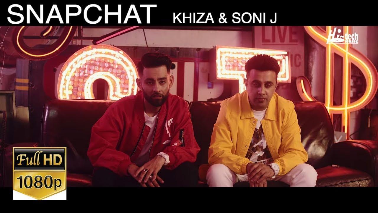 Khiza ft Soni-J – Snapchat