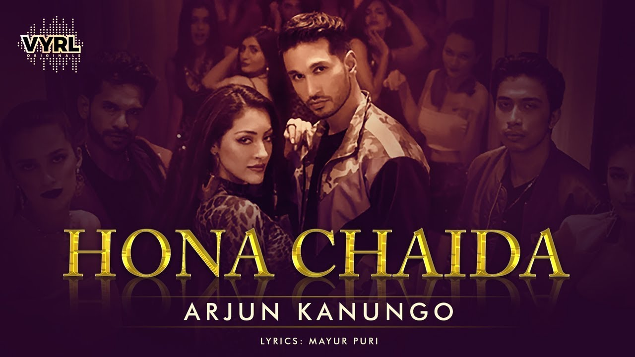 Arjun Kanungo – Hona Chaida
