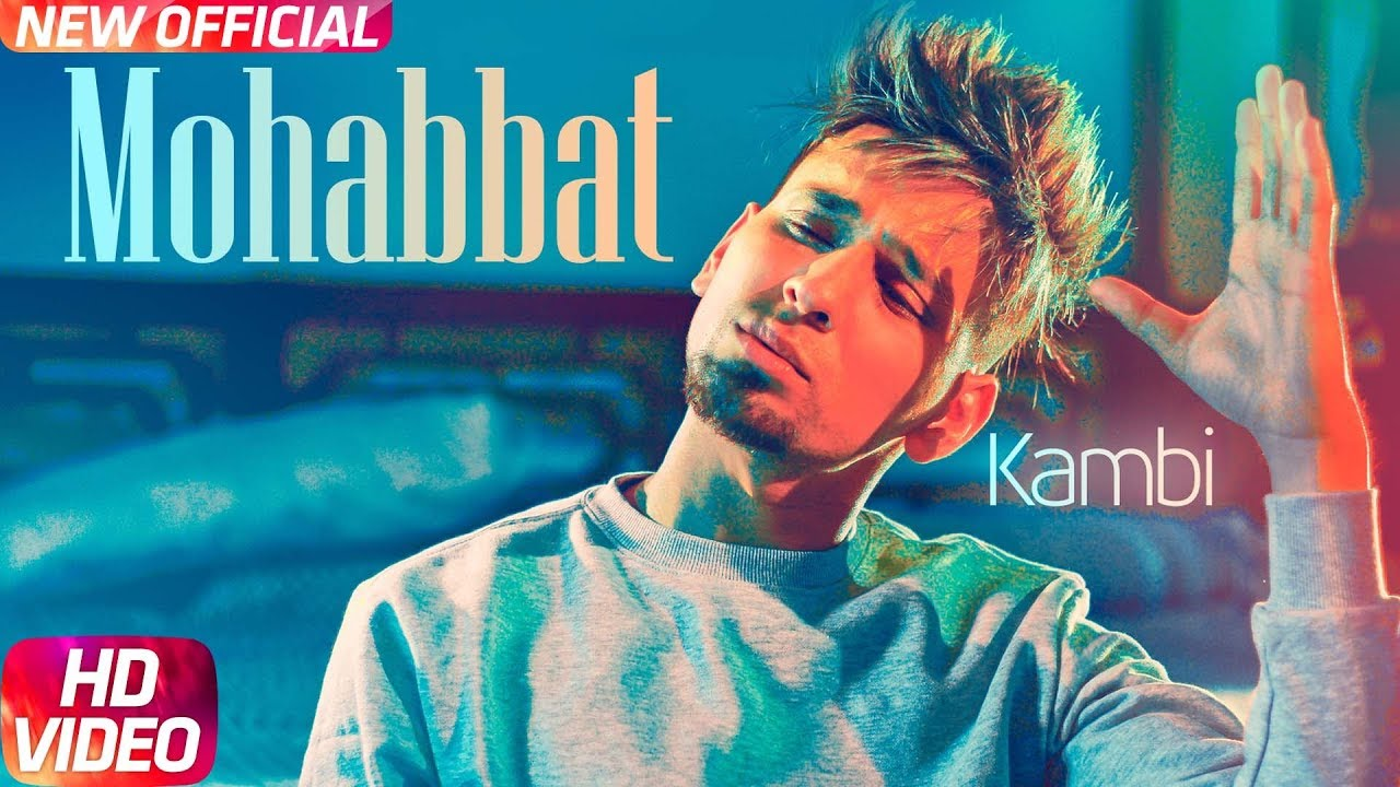 Kambi ft Randy J – Mohabbat
