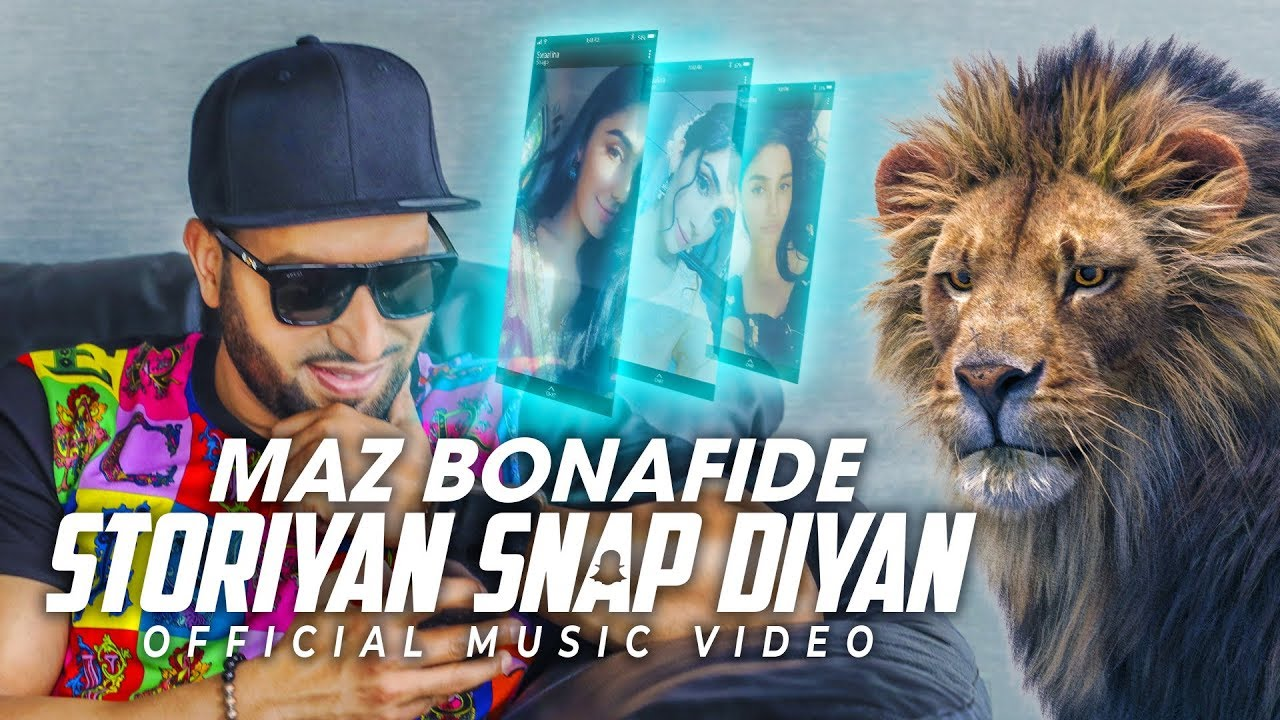 Maz Bonafide ft Vee – Storiyan Snap Diyan