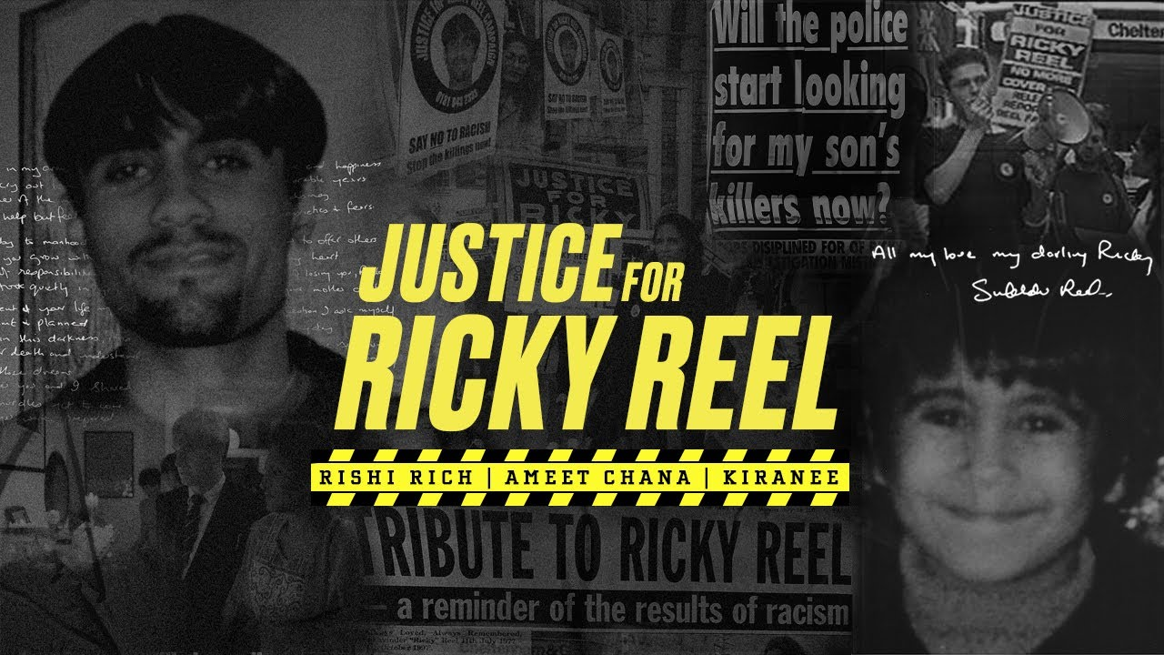 Kiranee, Ameet Chana & Rishi Rich – Justice For Ricky Reel