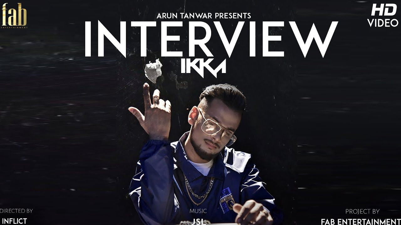 Ikka – Interview