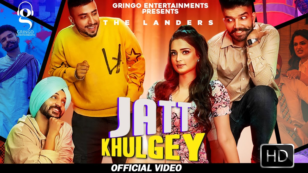 The Landers ft Meet Sehra – Jatt Khulgey