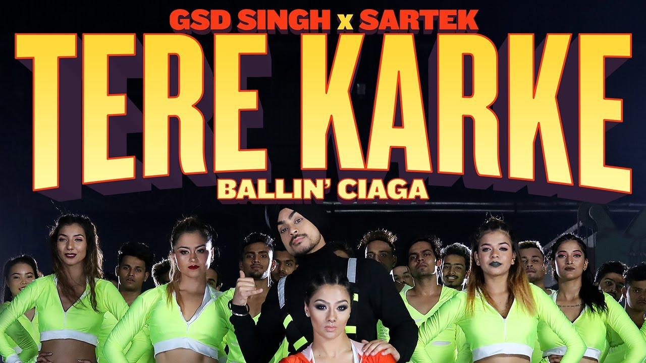 GSD Singh & Sartek – Tere Karke