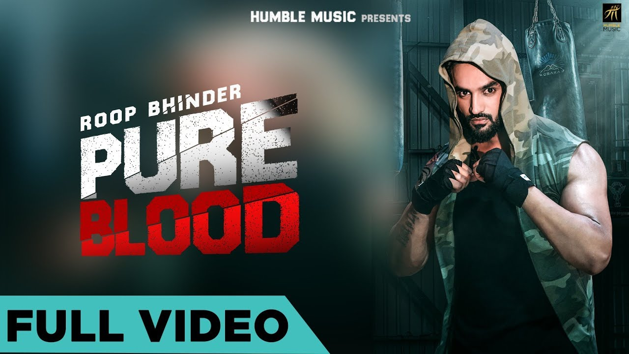 Roop Bhinder – Pure Blood