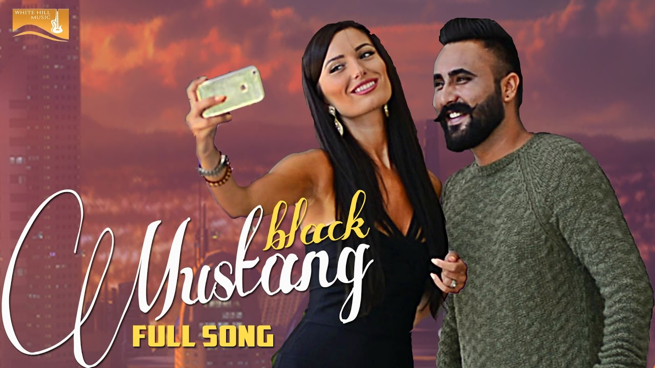 Harneet Banwait – Black Mustang