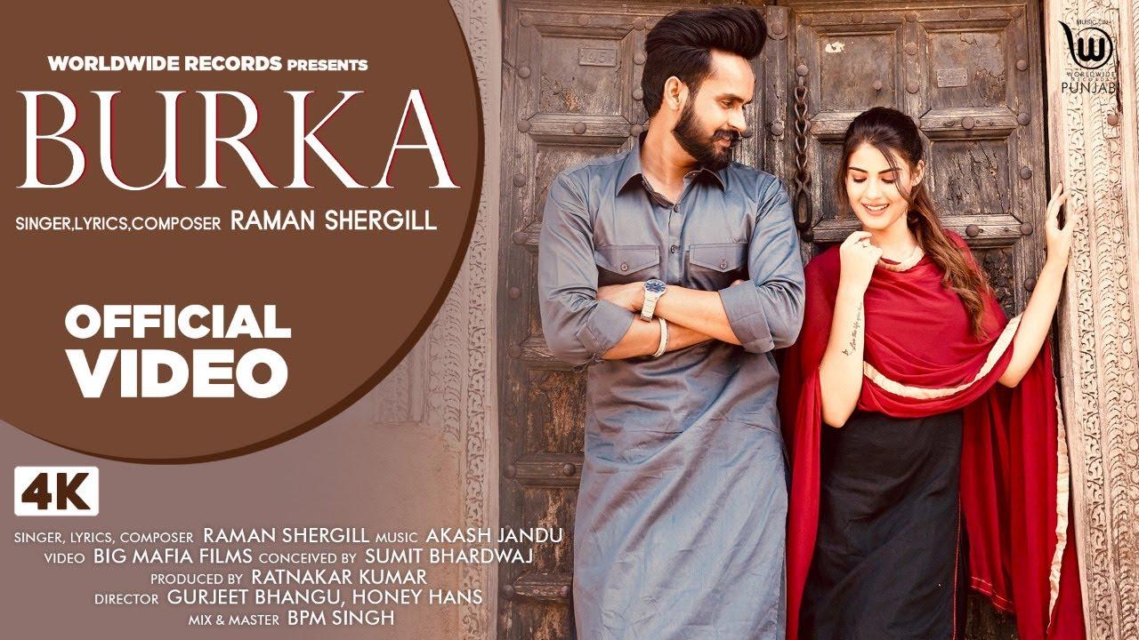 Raman Shergill – Burka