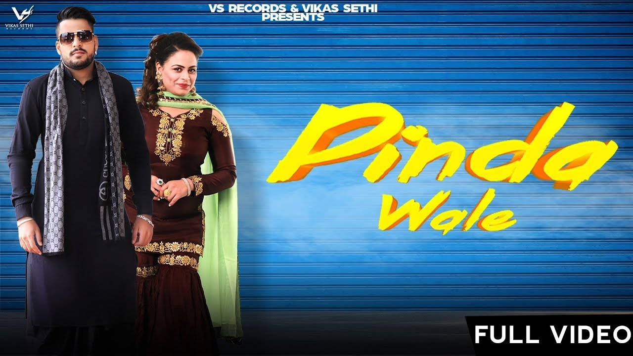 Gurlej Akhtar & Damanpreet ft Music Empire – Pinda Wale