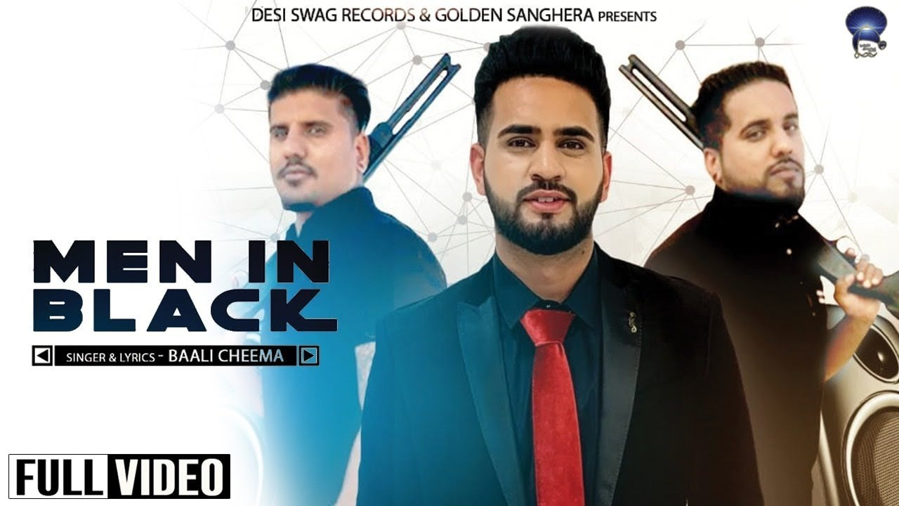 Baali Cheema ft MixSingh – Men In Black