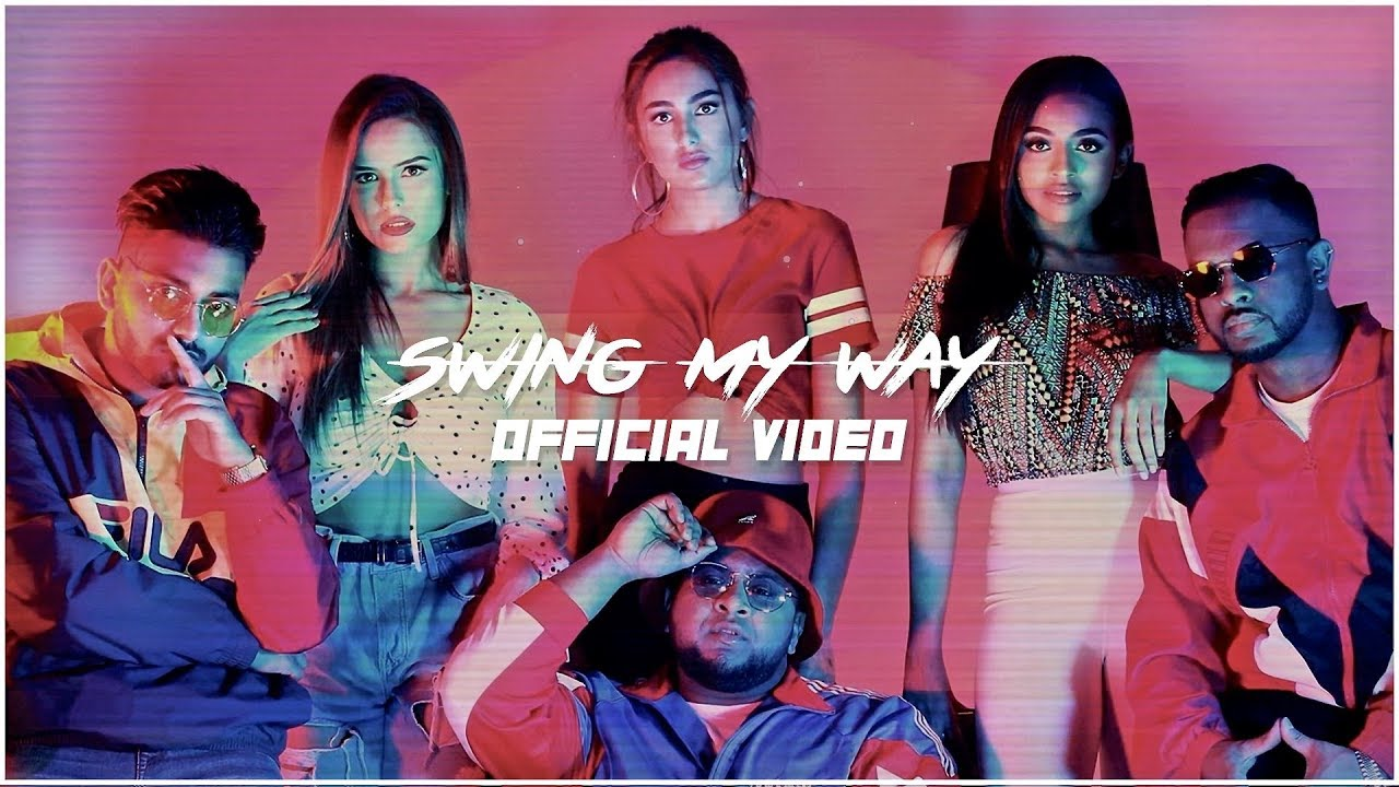 Kan D Man ft Mumzy Stranger, Nish & LYAN – Swing My Way