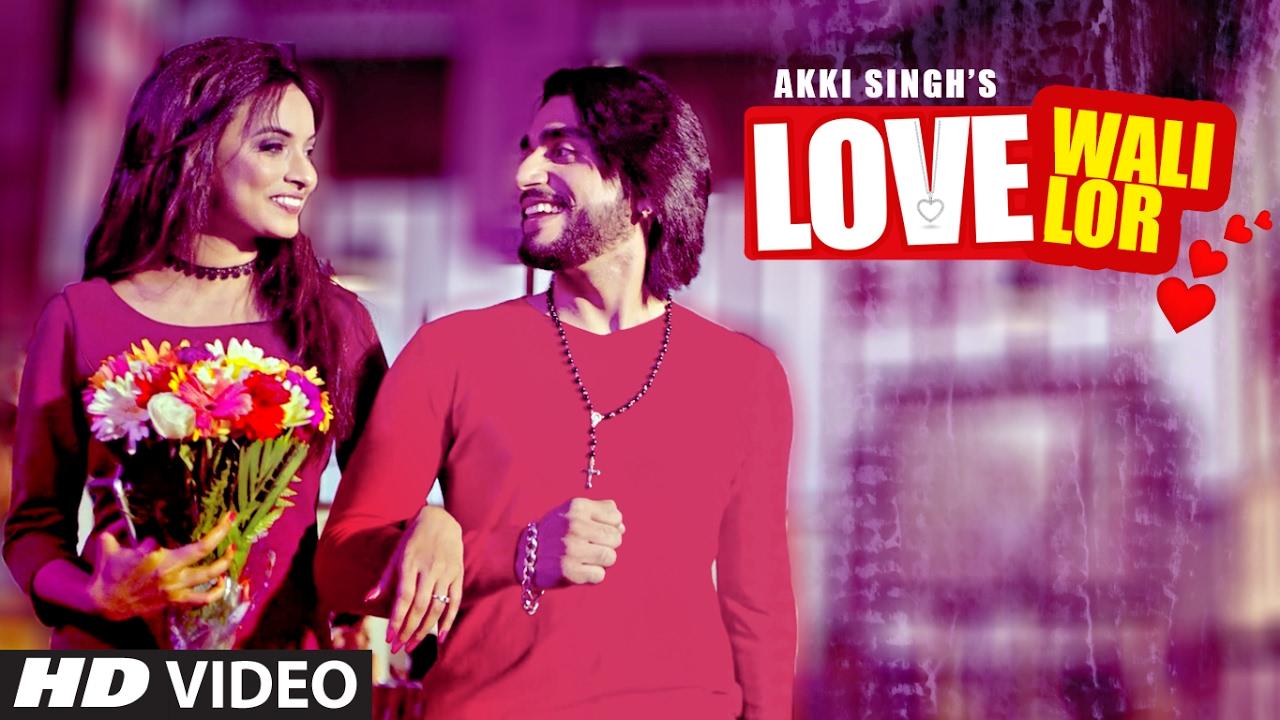 Akki Singh ft JSL – Love Wali Lor