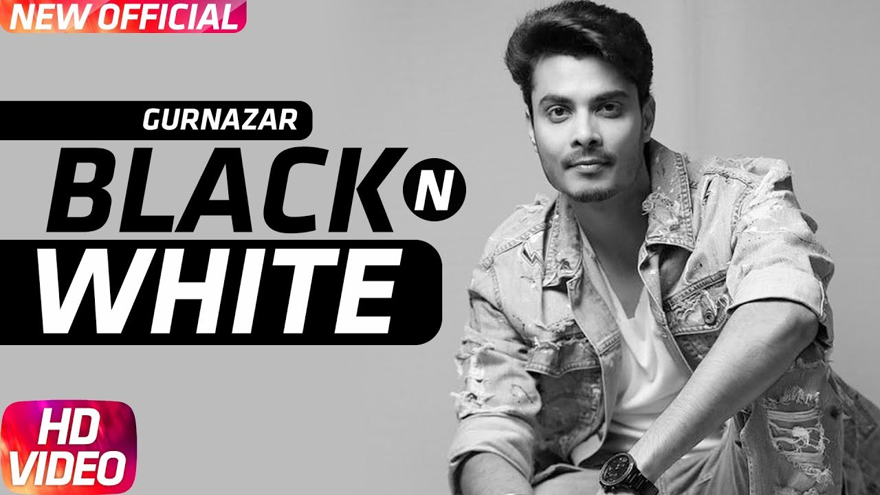 Gurnazar ft Groovester – Black N White
