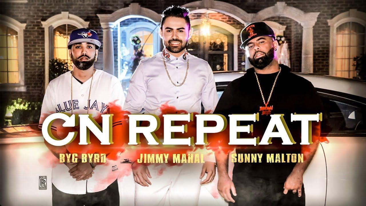 Jimmy Mahal ft Sunny Malton & Byg Byrd – On Repeat