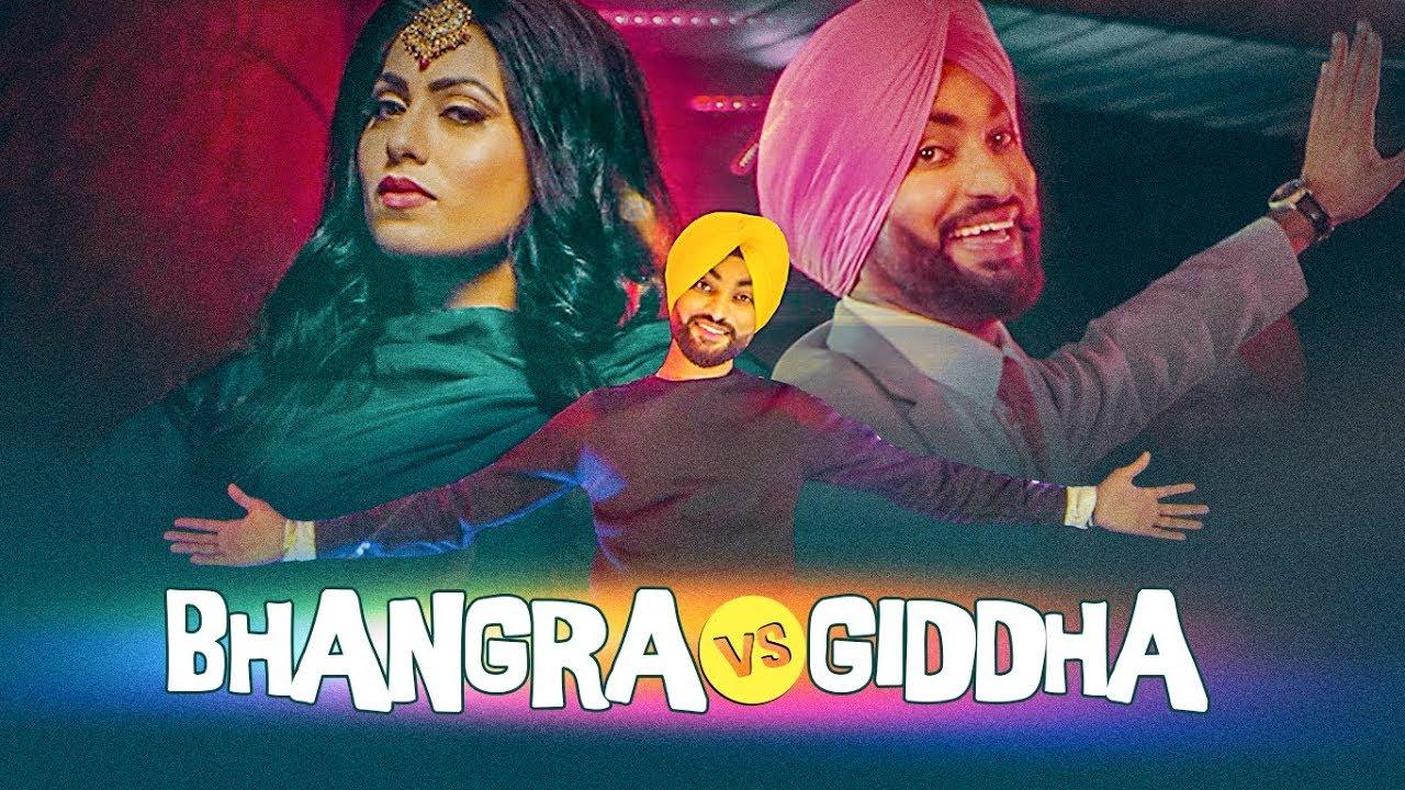 Saini Surinder ft DJ Impact DBI – Bhangra Vs Giddha