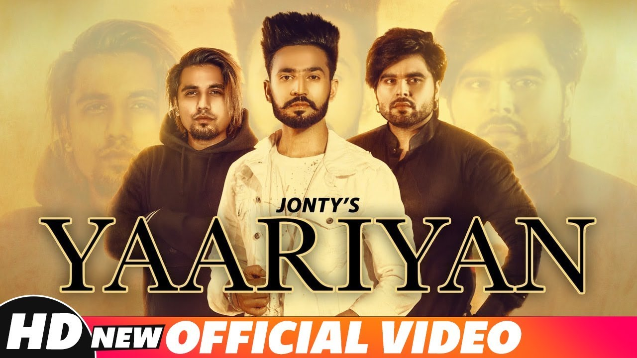 Jonty ft Snappy – Yaariyan