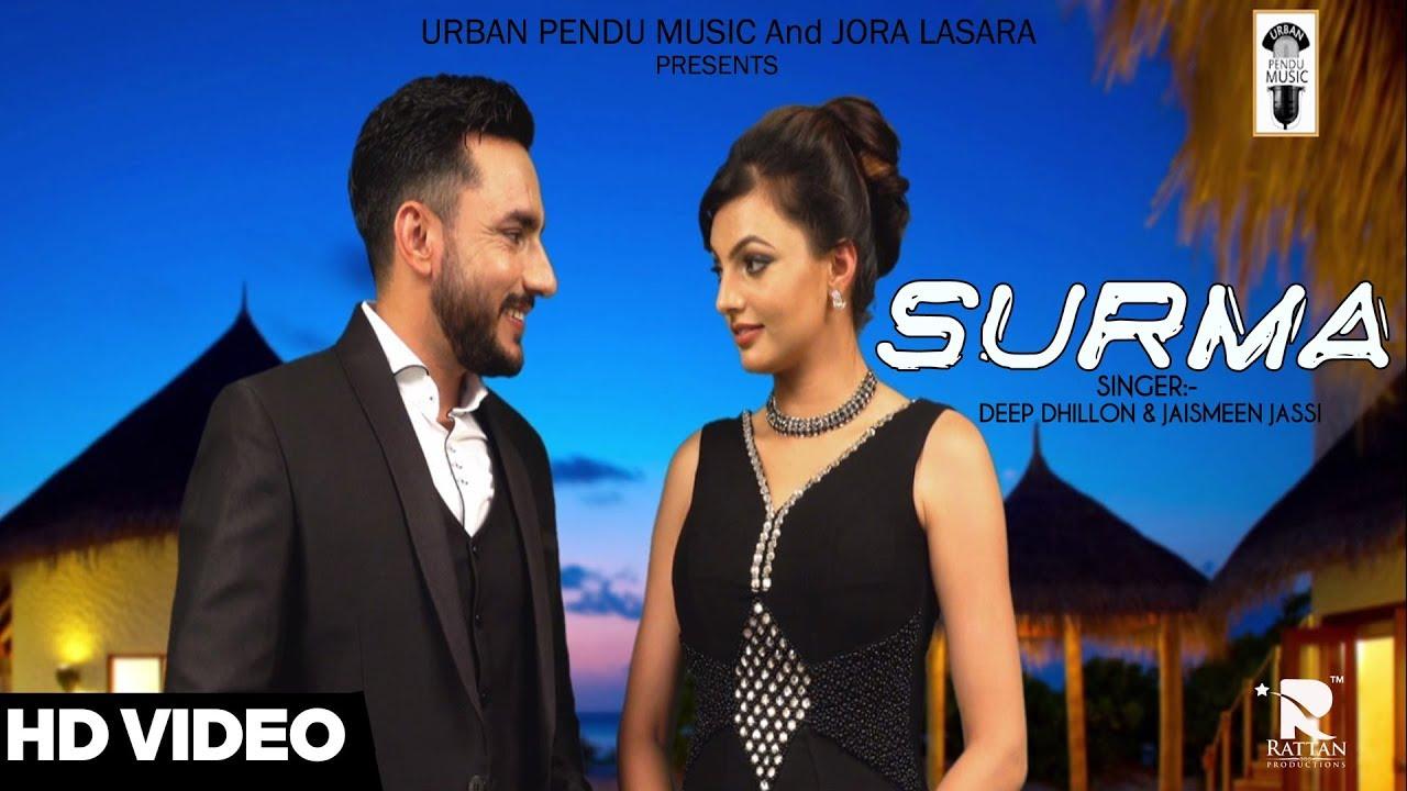 Deep Dhillon & Jaismeen Jassi ft Gag Studioz – Surma