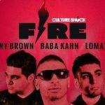 Culture Shock – 'Fire'